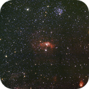 NGC7635,                                Philippe Mingasson