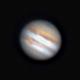 Jupiter incl. GRS , IO,                                Wanni