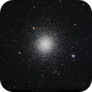 M3 Globular Cluster in Canes Venatici,                                Stephen Kirk