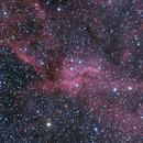 Propellor Nebula (DWB 111),                                petelaa