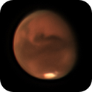Mars on 16th of August,                                Stephan Linhart
