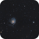 M101 + NGC 5474,                                Martl