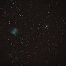 M27 Nebulosa planetaria,                                Giorgio Viavattene