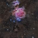 Messier 41/42,                                ElioMagnabosco