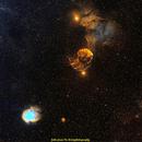 Jellyfish Nebula  UWF,                                jprejean