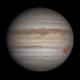 Jupiter | 2019-08-17 3:29 | RGB,                                Chappel Astro
