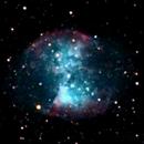 Dumbbell Nebula (M27),                                Dylan Woodbrey