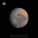 Mars 18 Nov 2020 - 2 Hour WinJ Animation,                                Seb Lukas