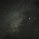 Nebulosa da Lagoa 07-08-2015,                                João Gabriel Soares