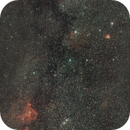 Cassiopeia and Heart & Soul Nebulas,                                FrostByte