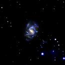 ngc1073 galassia nel cetus                                                             distanza 55 milioni  A.L.,                                Carlo Colombo