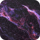 Pickering's Triangular Wisp in Narrowband Bi-Color,                                Hap Griffin