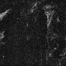 Veil Nebula in Narrowband Using L-Enhance Filter,                                JDJ