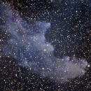 Witch Head Nebula,                                Ali Alhawas