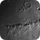 Moon - Montes Apenninus,                                Pascal Gouraud