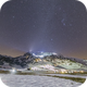Clear winter sky in Baqueira-Beret,                                Jorge Martin Blaz...