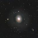 M64 Croc's Eye Galaxy,                                Reg Pratt