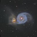 M51 OSC,                                Tim Gillespie