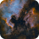 NGC7000 IC5070, ASI294MM Askar FRA400 x0.7,                                tjm8874