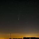 Comet C/2020f3 by my daughter (8y),                                Sven Hendricks