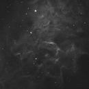 IC405 in Ha,                                Ivaylo Stoynov