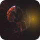 Backyard - IC 443 - A Galactic Supernova Remnant,                                Min Xie