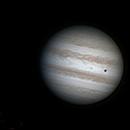 Júpiter Animation Europa e Io,                                Walter Martins