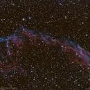 DENTELLE  NGC 6992,                                F48I3N