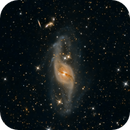 NGC 3718, Different Perspective,                                Kent Wood