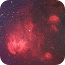IC2944 - Running Chicken Nebula,                                Daniel Muñoz Luna