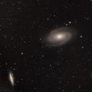 M81 La galaxie du Bode,                                nunux1971