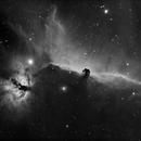 Horsehead & Flame Nebulae,                                Tim Jardine