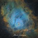 Messier 8 SHO Version Lagoon Nebula,                                Maicon Germiniani