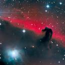 el caballo   IC434,                                Karl-Heinz