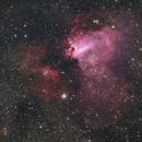 Swan Nebula - M17,                                Martin Palenik