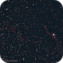 NGC6960 (Parts of Cygnus Loop),                                Hans-Peter Olschewski