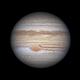 Jupiter Opposition 2019 (UT 15:23 2019-06-10),                                Darren (DMach)