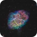 The Crab Nebula (Messier 1),                                Luca Marinelli