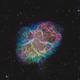 The Crab Nebula (Messier 1),                                Luca Marinelli