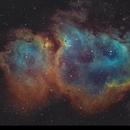 IC1848 The Soul Nebula,                                Vergnes Christophe