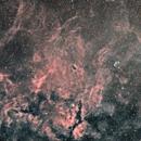 Propeller Nebula-Sadr-Crescent Nebula,                                JMDean