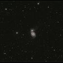 Messier 51 ,                                Hermann Schieder
