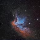 Wizard Nebula,                                Radek Kaczorek