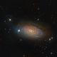 M63 Sunflower Galaxy,                                Simonas Pauliukev...