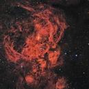 War and Peace Nebula - NGC 6357,                                ENPI