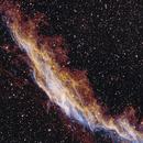 Veil nebula, West NGC6992,                                JNieto