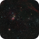 Richfield with IC417 and Messier 38,                                Art Morrison