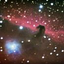 Horsehead nebula,                                Anthony F