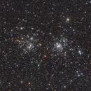 NGC869 & NGC884,                                hughsie