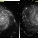 Did M101 Pinwheel in 11 years?,                                KuriousGeorge